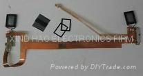 Original new 3DS XL 3D/speaker slider ribbon cable