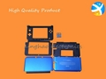 Game repair part for 3DS XL shell black part with high quality