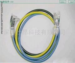 电源电缆组件