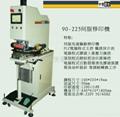 PLC數控單色電動移印機TAM