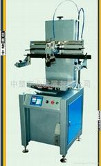 500BE平面精密丝印机