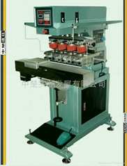 four colors pad printing machine