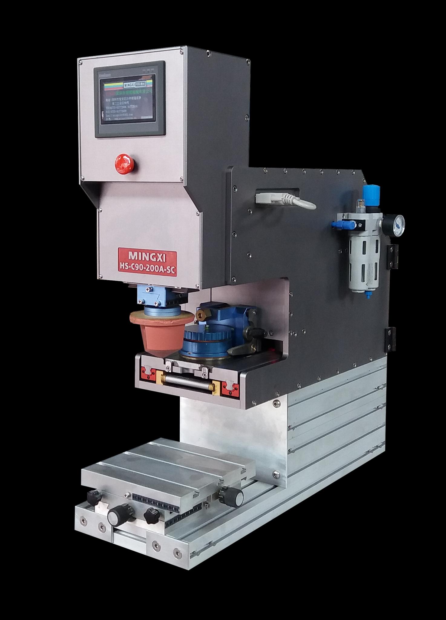 TAMPOPRINT高速伺服单色移印机 1