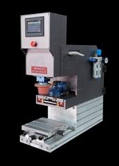 单色电动油盅移印机