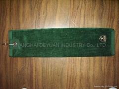 棉质高尔夫毛巾(2)