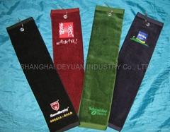 棉质高尔夫毛巾(3)