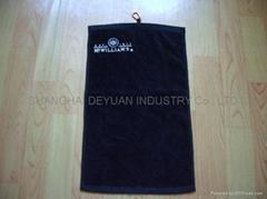棉質高爾夫毛巾 (8)