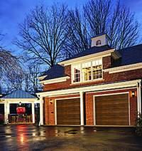 CE Certified Garage Door