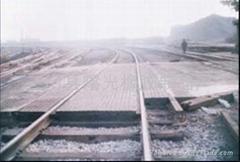 鐵路橡膠嵌絲道口板