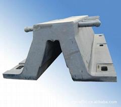 舷梯型橡膠護舷