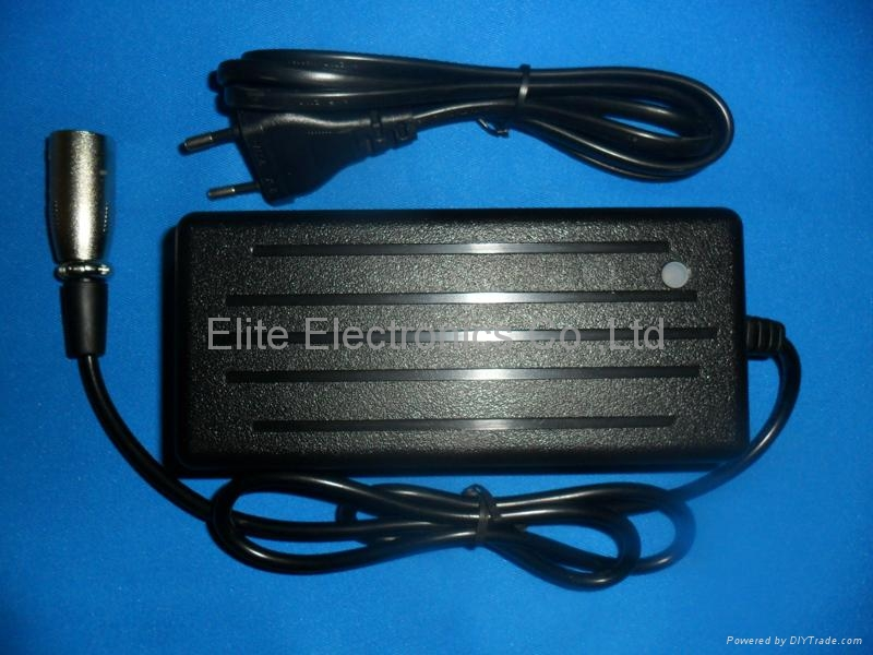 HP1202L3(90W) Lithium charger for Golf Trolley & ebike & e-scooter  1