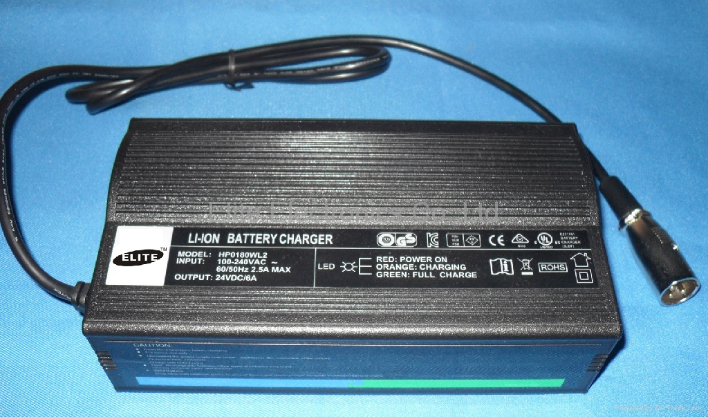 HP0180WB  24V/5A Lead acid battery charger 1