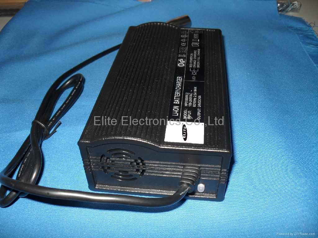 HP0180WB  24V/5A Lead acid battery charger 2
