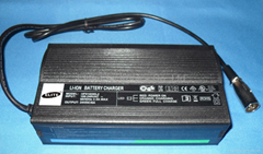 HP0180WL2  24V/6A Lithium battery charger for golf cars, caddies,e-vehicles