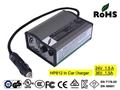 HP812  24V/36V 1.5A  in car battery