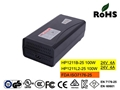 HP1211B-25  24V/4A Lead Acid Battery Charger with TUV-GS,CE,UL,FCC,ISO7176-25 1