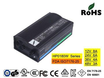 HP0180WL4 48V/3A  electric bike battery chargerswithTUV-GS,CE,UL,cUL,SAA,PSE,FCC 1
