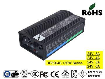 HP8204B 24V/5A Lead Acid Battery Charger for wheelchair with TUV-GS,CE,UL,cUL,KC 1