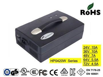 HP0420EF 60V5A  Lead Acid Battery Charger for power chairs UL,cUL,CE-OK,PSE,ROHS 1
