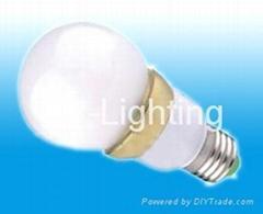 E27 LED bulb 3W