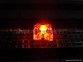 3MM紅色食人魚LED發光二極