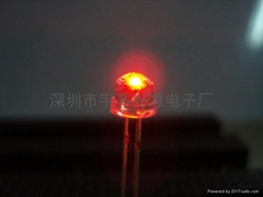 5MM草帽红光