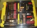 45pcs combination drill set