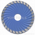 turbo wave diamond saw blade