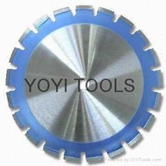 dry saw blade