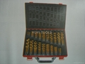 170pcs hss drill set