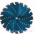 laser turbo saw blade
