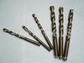 cobalt  twist drill bits
