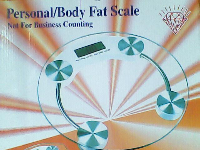 人體秤/脂肪秤 1