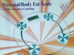 人體秤/脂肪秤