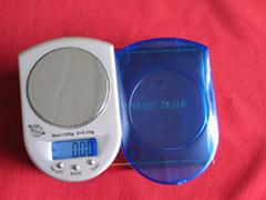 電子口袋秤(pocket scale)