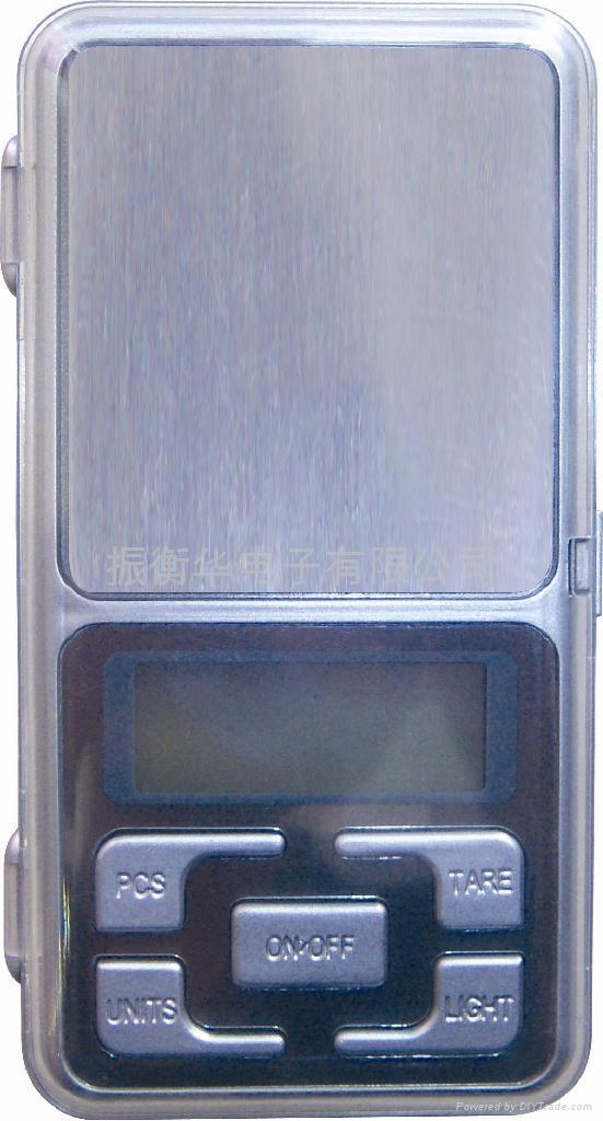 電子手機秤(ZHH-K) 1