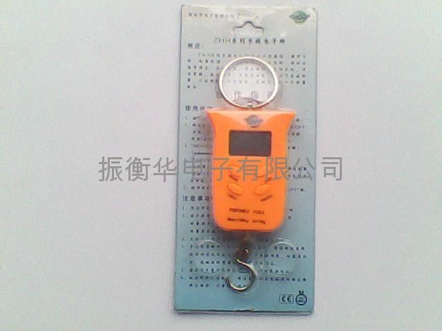 電子釣魚秤 1