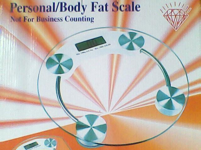 人體秤/脂肪秤 2