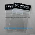 印刷透明胶袋,吊卡袋,卡头袋 2