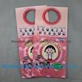 印刷透明胶袋,吊卡袋,卡头袋 3