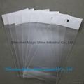 印刷透明胶袋,吊卡袋,卡头袋 4