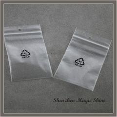 LDPE ziplock bag zipper bag