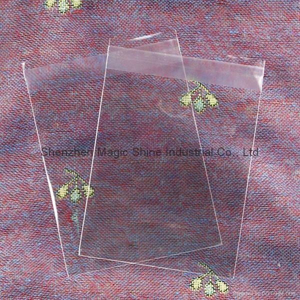 超透明OPP自粘袋可裝食品用 3