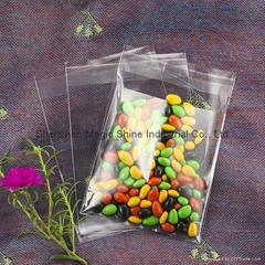 超透明OPP自粘袋可裝食品用