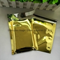 Quality Gloss gold foil poly mailer
