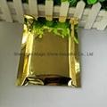 金色鍍鋁袋9x12.75 寸