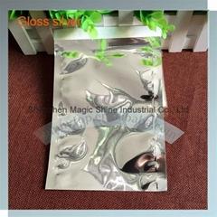 銀色鍍鋁袋9x12.75 寸