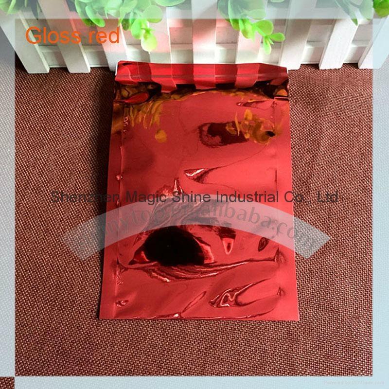 红色镀铝袋9x12.75 寸 1