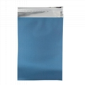 C6 matte colored foil mailers poly mailers