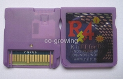 R4iTT R4i tt 3DS flash cart for N3DS DSi V1.43 V1.4.3 DSL DS